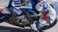 Britain's Kyle Smith in WorldSSP action
