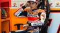 Marquez is concerned over the amount of work his right arm is having to do