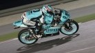 Kent took a hard-fought third in today's Moto3 dice