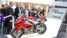 BMW's new S1000RR made its debut at Cologne
