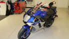 The new R1 with Josh Brookes' 2014 racebike