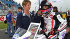 Mossey has already tested for the team at Mallory
