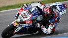 Lowes finished today a tenth ahead of Sykes