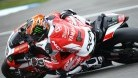 Brookes has been on fire all day at Snetterton