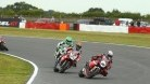 O'Halloran was able to mix it up with Brookes at Snetterton
