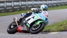 Harrison took two wins at last weekend's ill-fated Spring Cup