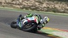 Ellison is happier after two days at Aragon