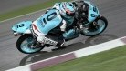 Kent in action on the Leopard Honda Moto3