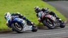 William leads Michael at Armoy yesterday