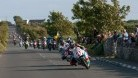 Dan Kneen leads the way in the Senior race