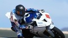 Martin in action at Almeria on the Tyco BMW
