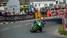 Rutter at Ginger Hall on his way to  a Lightweight podium