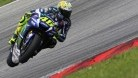 Rossi is favouring the 2015 hybrid bike at Sepang