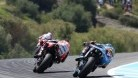 Redding was in so much trouble, he was 12s behind Rabat at the end