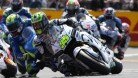 Crutchlow struggled with the soft front Bridgestone early doors