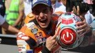 Marquez says he now as an on-off button to control the championship