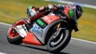 Bradl (above) and team-mate Bautista will get an engine upgrade at Mugello