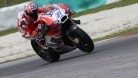 Stoner set the fifth-fastest time yesterday at Sepang