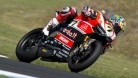 Chaz Davies showed great speed again during second practice at Assen