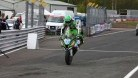 Ellison doing some impressive moves on his ZX-10R