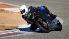 Waters hasn't been on a race bike since the last round at Brands Hatch
