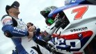Laverty found the races at the Indy circuit 'difficult'