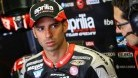 Melandri left Aprilia's MotoGP team under a cloud in 2015