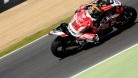 Brookes had serious race pace with the R1 today