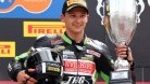 Cooper stood on the podium twice at Brands Hatch