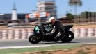 Reid making the most of the dry conditions in Spain