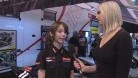 Skinner talks to BSN.com's Vicky Turner at Motorcycle Live