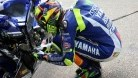Rossi was the tenth fastest rider this afternoon