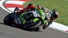A new lap record will be scance reward for Sykes today