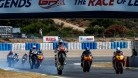 Schwantz leads the way on Sunday at Jerez