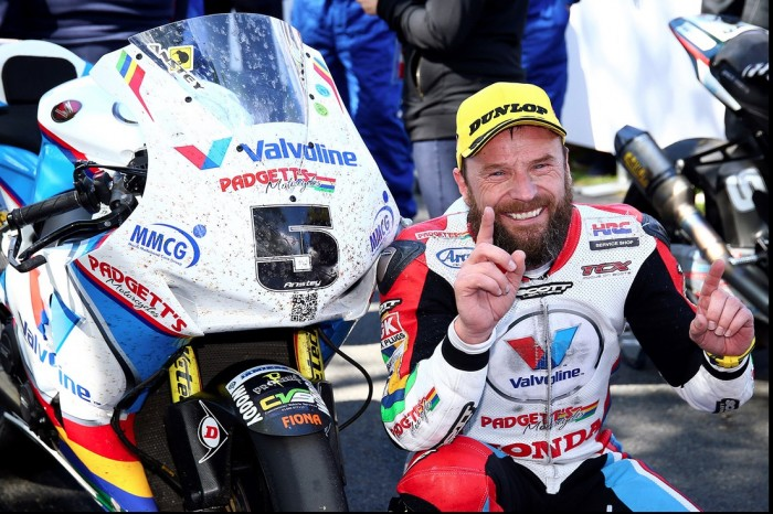 Anstey to make racing return at Donington Classic in August