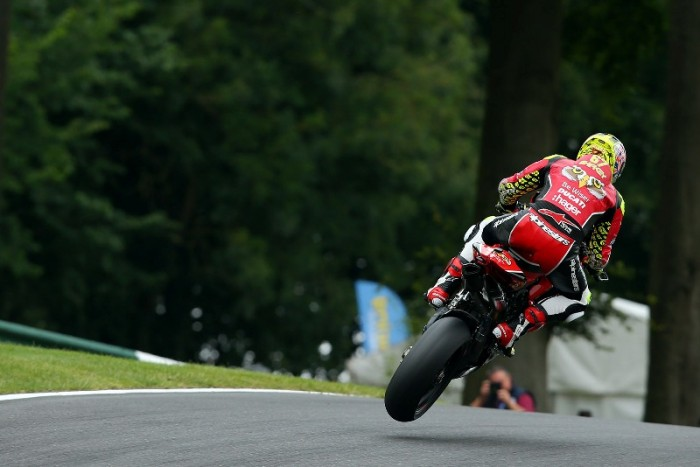 Cadwell BSB: Byrne blighted by rear tyre wear in race two