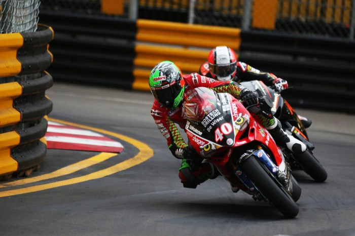 Five Injured in Macau F3 Grand Prix Crash