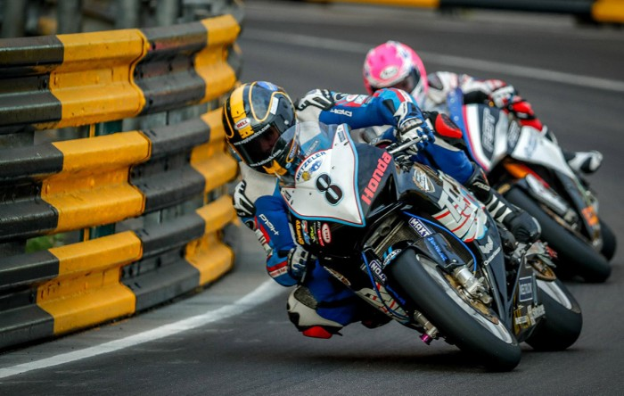 British motorcyclist Daniel Hegarty dies after crashing in Macau Grand Prix
