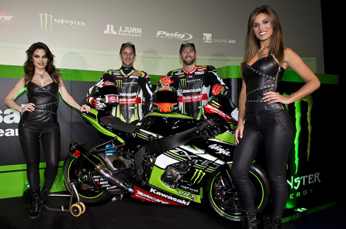 It would appear the team photographer has been put in charge of Monster girl selection...