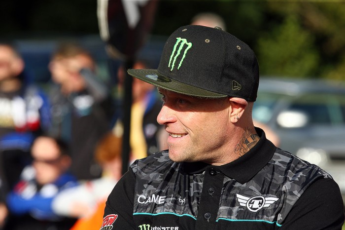 'Moving into British Superbikes is mindblowing' - Keith ...