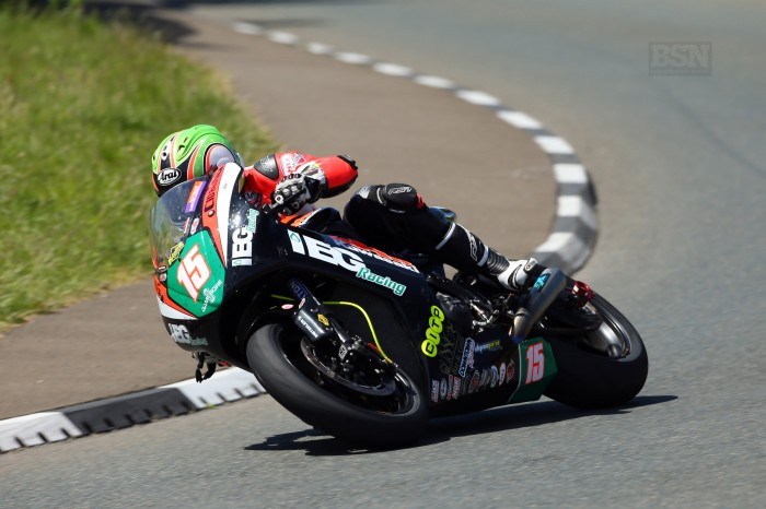 McGee on his way to the 2018 Lightweight podium