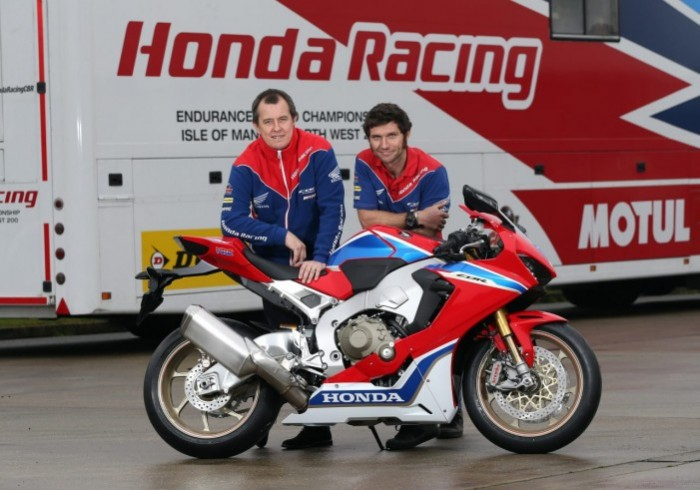 TT 2017: Guy Martin to make Mountain Course return with Honda