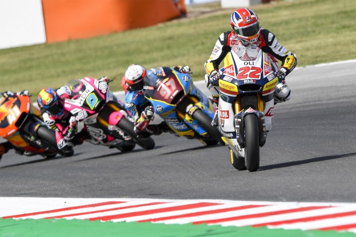 Moto2 and Moto3 testing restricted for 2020