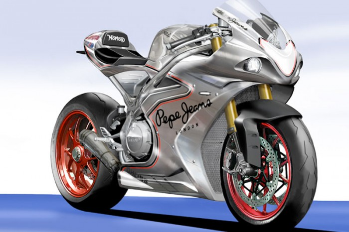 Norton to unveil all-new V4 Superbikes at Motorcycle Live ...