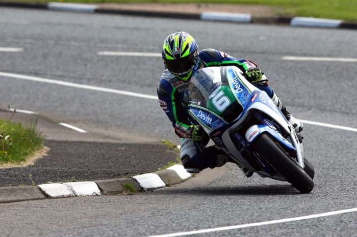 Motorcycle ace Ryan Farquhar seriously injured in Irish road race