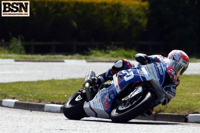 NW200: Seeley under lap record to take Superstock pole