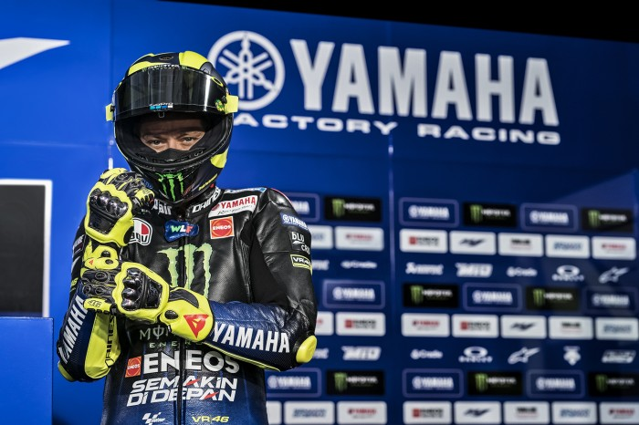 Rossi 'needs the right bike' for tenth title, says crew chief