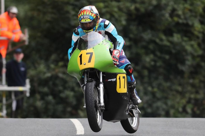Webb back to Dunnell Racing for 2019 Classic TT