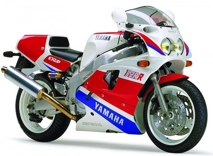 Yamaha's OW01. Probably the most expensive 750 ever built (save for some Bimota thing)