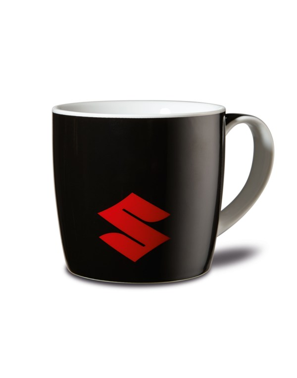 Good for those who like their beverages in a motorbike themed mug